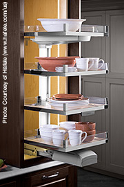 latest storage ideas for an open kitchen | hammerschmidt construction