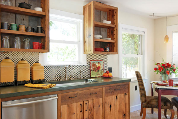 California Bungalow Kitchen And Laundry