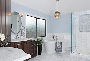 mountain view, ca master bath remodel