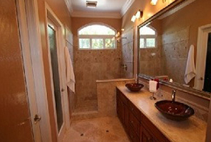 master bathroom and bedroom reconfiguration los altos ca
