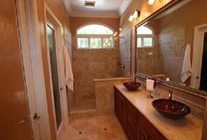 master bathroom and bedroom reconfiguration los altos ca