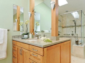 his and hers master bath remodeling mountain view ca