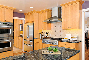 contemporary kitchen remodeling in san jose ca