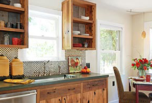 bungalow kitchen rennovation in mountain view ca